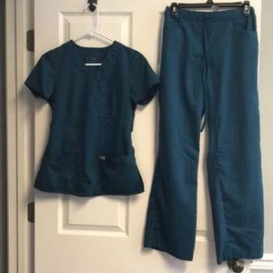 Grey's Anatomy Scrub Set